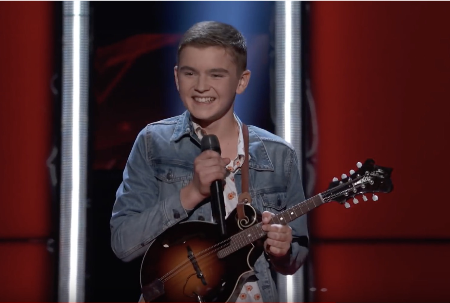 Wilson Hill Academy alumnus and The Voice contestant Levi Watkins